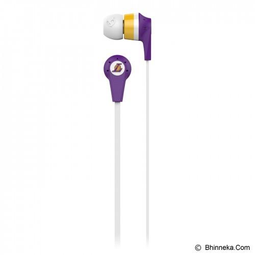 SKULLCANDY Ink'D 2.0 In-Ear [S2IKDZ-168] - Lakers - Earphone Ear Bud